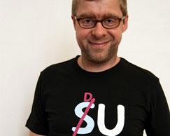 type designer for the Kombinat-Typefoundrs, Martin Wenzel