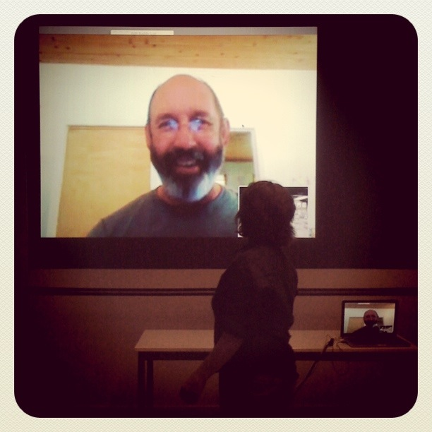 The 2012 Type@Cooper Condensed Program, Sumner via Skype